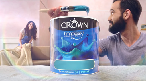 Crown Paintsinformation