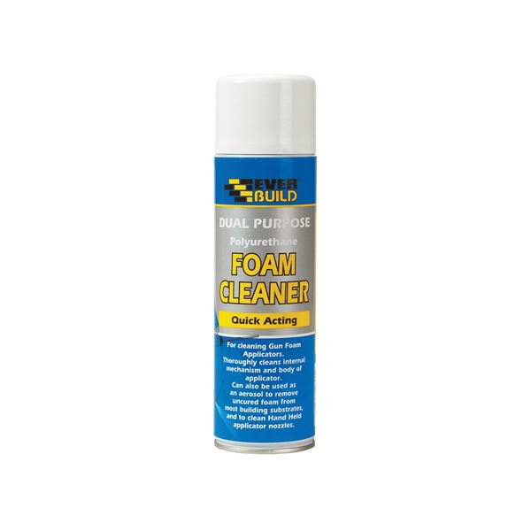 Everbuild Expanding Foam Solvent Cleaner 500ml