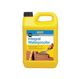 Everbuild 202 - Integral Waterproofer 5Lt