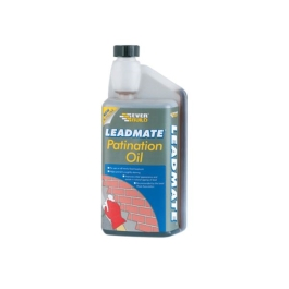 Everbuild Lead Mate Patination Oil 500ml