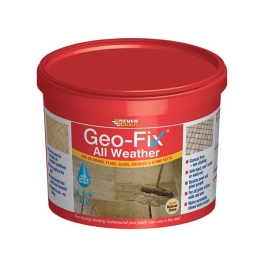 Everbuild Geo-Fix - All Weather 14Kg - Natural Stone