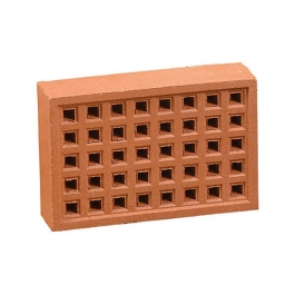 "Air Brick - Red - 9"" x 6"""