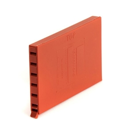 Cavity Wall Weep Vent - Red