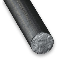 CQFD Steel Round Rod - 1Mt x 8mm