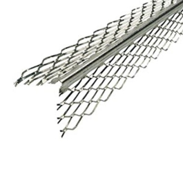 Thin Coat Angle Bead 2.4Mt - Galvanised - (TCB2404)