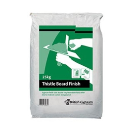Thistle Board-Finish Plaster 25Kg