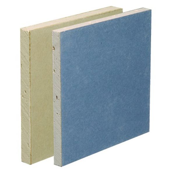 Plasterboard - Soundproof - 2.4Mt x 1.2Mt x 12.5mm - Blue
