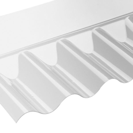 Vistalux - Corrugated Flashing 3""