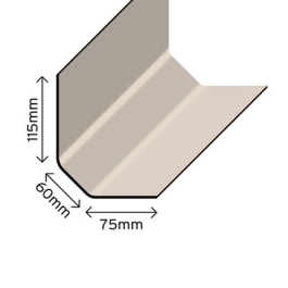 Tuff Stuff Angle Fillet - D260 - 3Mt