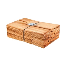 Cedar Shingles 25 Sq Ft - (Per Pack)