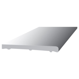 PVC Flat Board 5Mt x 300mm