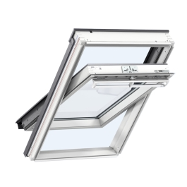Velux Centre Pivot Window - White - 1140mm x 1180mm - (GGL-SK06-2070)