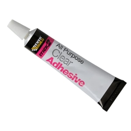 Everbuild Stick 2 - Clear Adhesive 30ml - All Purpose