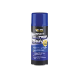 Everbuild Silicone Spray Lubricant 400ml