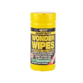 Everbuild Wonder Wipes - Heavy Duty - (Yellow Tub)