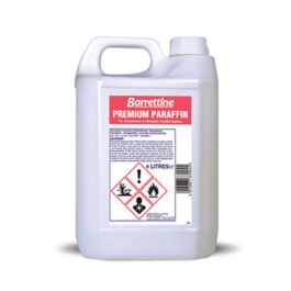 Barrettine Paraffin 4Lt