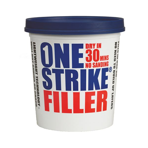 Everbuild One Strike Filler 2.5Lt