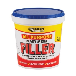 Everbuild Ready Mixed Filler 1Kg