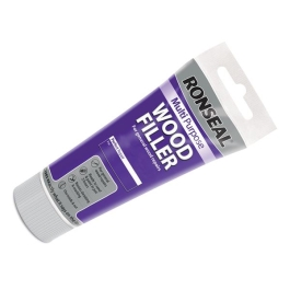 Ronseal Multi Purpose Wood Filler 100g - White