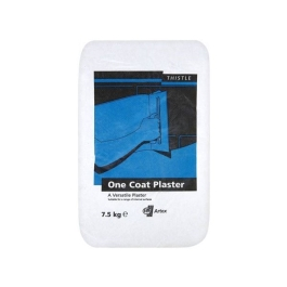 Universal One Coat Plaster 7.5Kg
