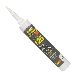 Everbuild 125 - Decorators Caulk 310ml - White