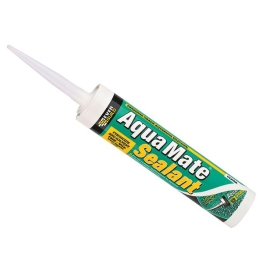 Everbuild Aqua Mate Sealant - Clear