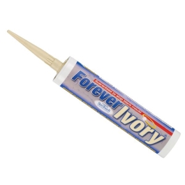 Everbuild Forever Ivory Silicone Sealant