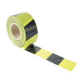 Faithfull Barrier Tape - Yellow / Black