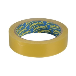 Sellotape - Clear - 24mm x 50Mt