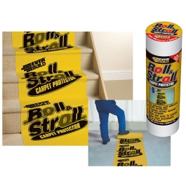 Everbuild Roll & Stroll - Carpet Protector - 75Mt x 600mm