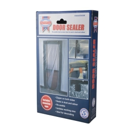 Faithfull Door Sealer - Re-Usable Dust Screen