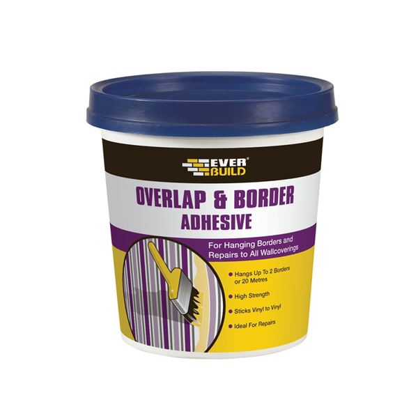Everbuild All Purpose Border Adhesive 500g