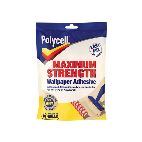 Polycell Wallpaper Adhesive (5 Rolls)