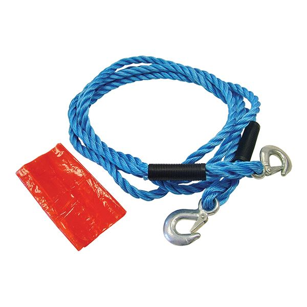 Faithfull Tow Rope 4Mt - 2 Tonne