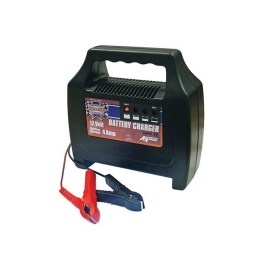 Faithfull Vehicle Battery Charger - 12 Volt