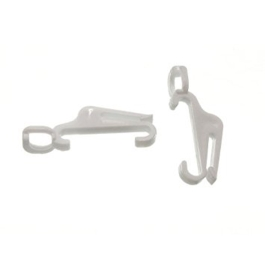 Curtain Glide Hooks - Fast Track - (Pack of 10) - (043122N)