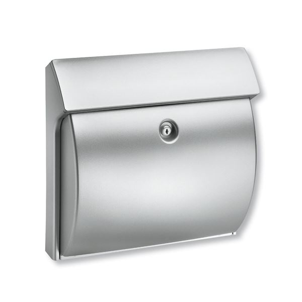 Burg Wachter Post Box - Classico - White