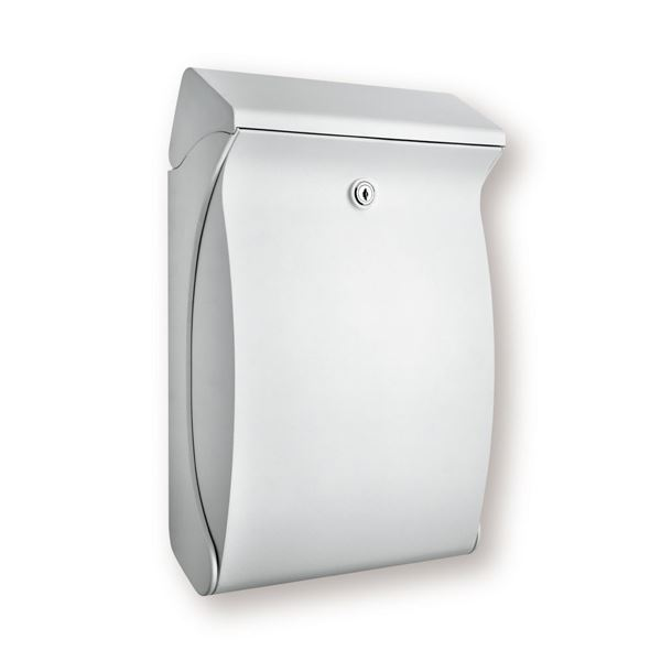Burg Wachter Post Box - Swing - White