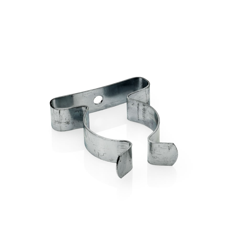 Select Hardware Tool Holder Clips 25mm - BZP (2)