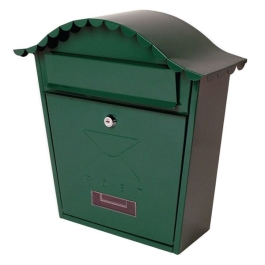 Sterling Post Box - Classic - Green