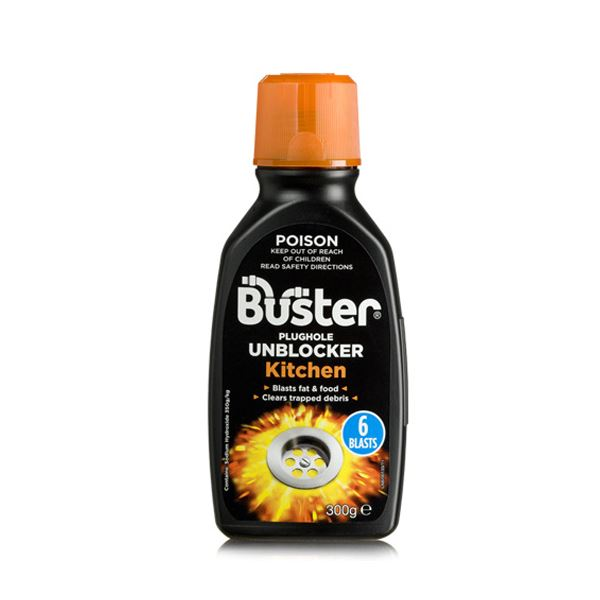 Buster Plughole Unblocker 200g - Kitchen
