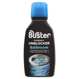 Buster Plughole Unblocker 300ml - Bathroom
