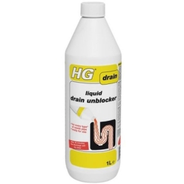 HG Liquid Drain Unblocker 1Lt