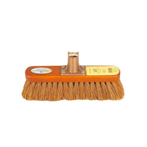 Harris Groundsman Brush Head - Coco 12""