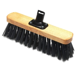 Addis Brush Head 325mm - Stiff - (Plastic)