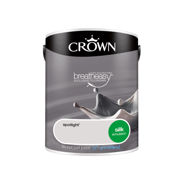 Crown Silk Emulsion 5Lt - Spotlight