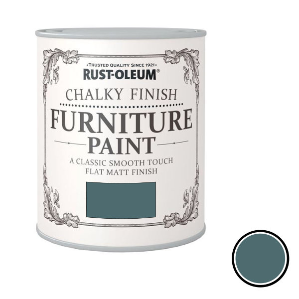 Rustoleum Furniture Paint 750ml - Belgrave