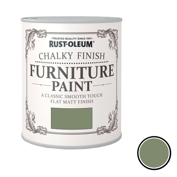 Rustoleum Furniture Paint 750ml - Bramwell