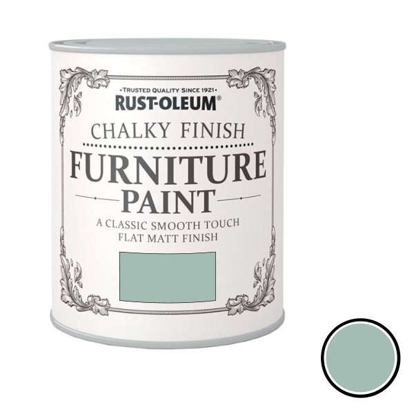 Rustoleum Furniture Paint 125ml - Duck Egg