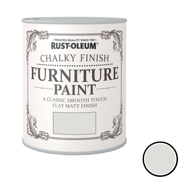 Rustoleum Furniture Paint 750ml - Winter Grey
